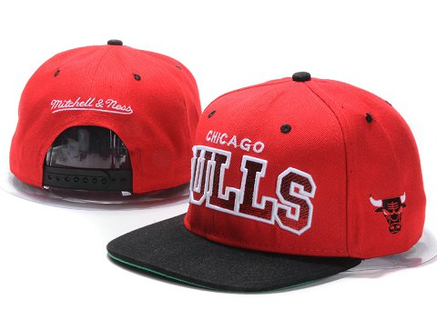 Chicago Bulls NBA Snapback Hat YS155